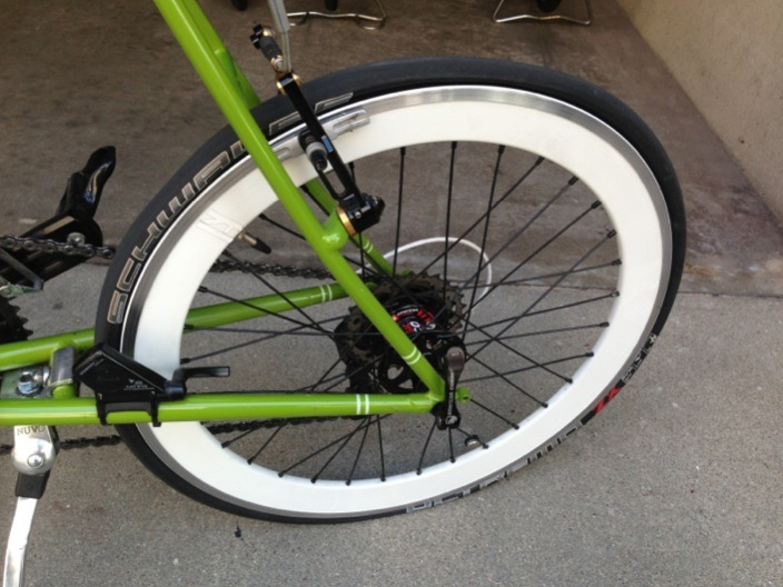 月23日 自転車のパンク修理 ...