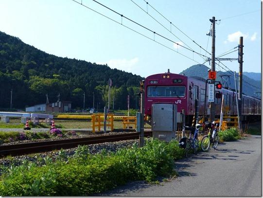 ミニベロとローカル線