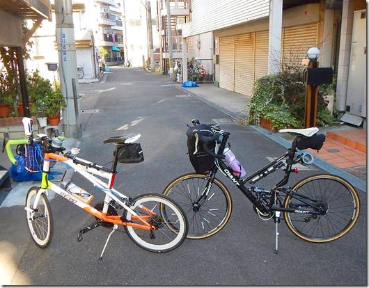 奈良ツーリングスタート