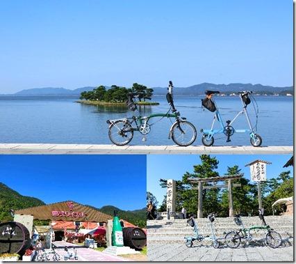 宍道湖ツーリング