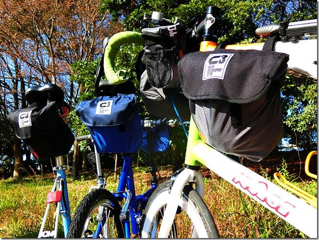 輪行袋に使える自転車バッグ
